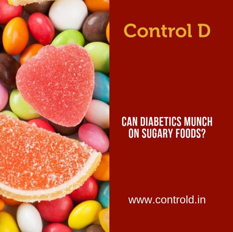 Can Diabetics Munch on Sugary Foods?