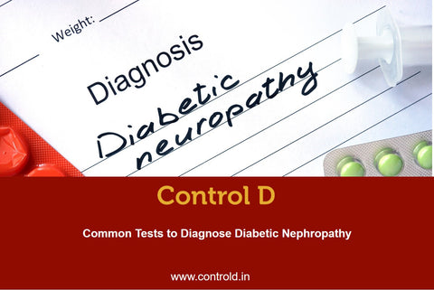 Common Tests to Diagnose Diabetic Nephropathy