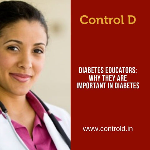Diabetes Educators: Why They Are Important In Diabetes