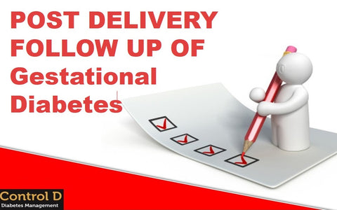 Gestational Diabetes – What happens after the Baby is born