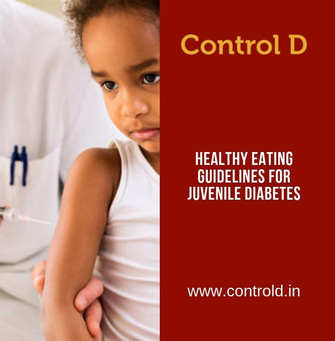 Healthy Eating Guidelines for Juvenile Diabetes