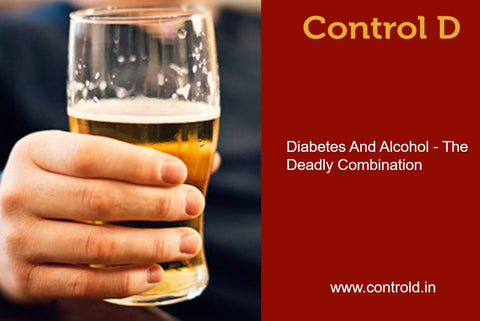 Diabetes and Alcohol- The Deadly Combination