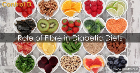 The Role of Fibre in Diabetic Diet