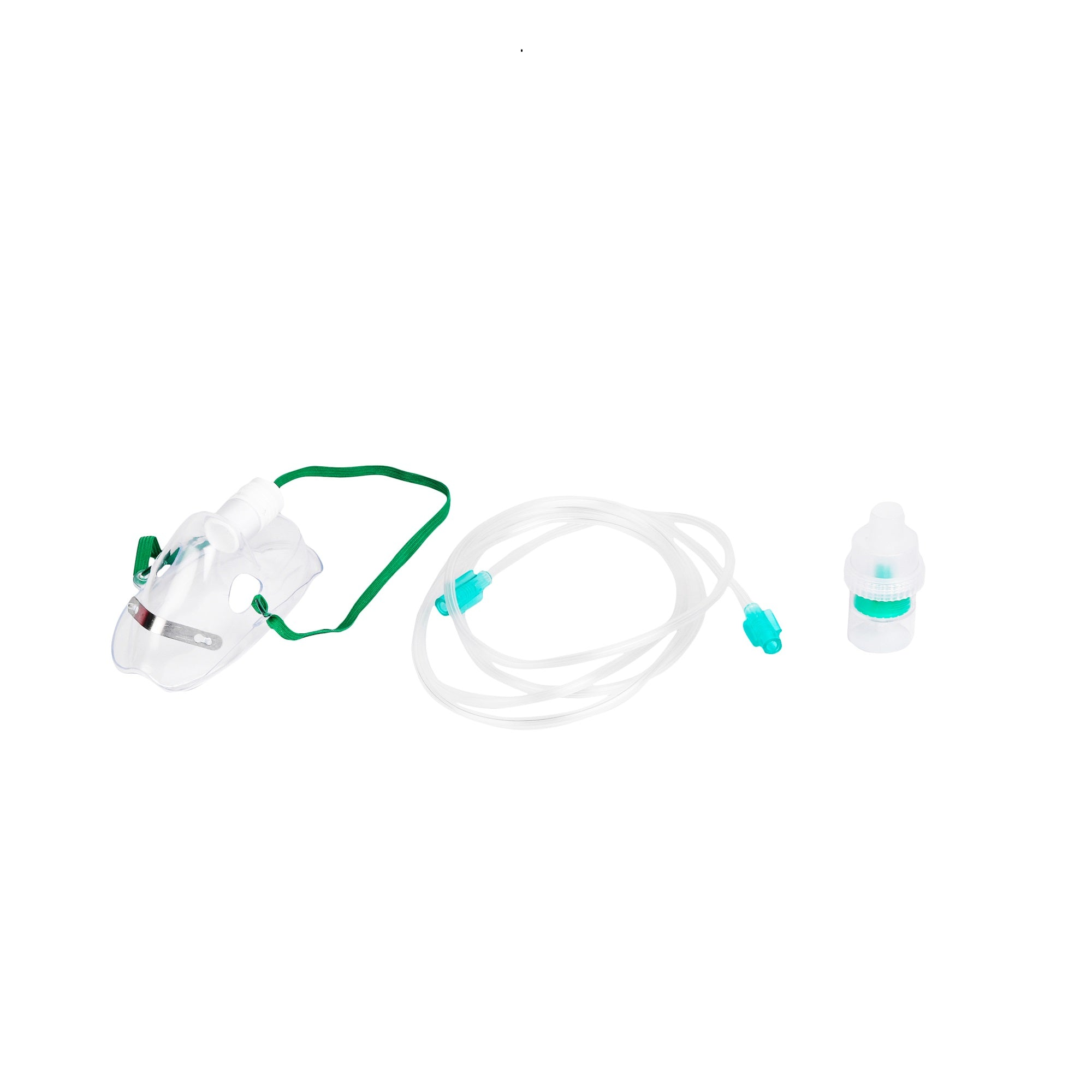Control D Adult Mask Kit with Air Tube, Medicine Chamber & Mask Nebulizer