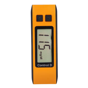 Control D Orange Meter Kit with 25 Strips