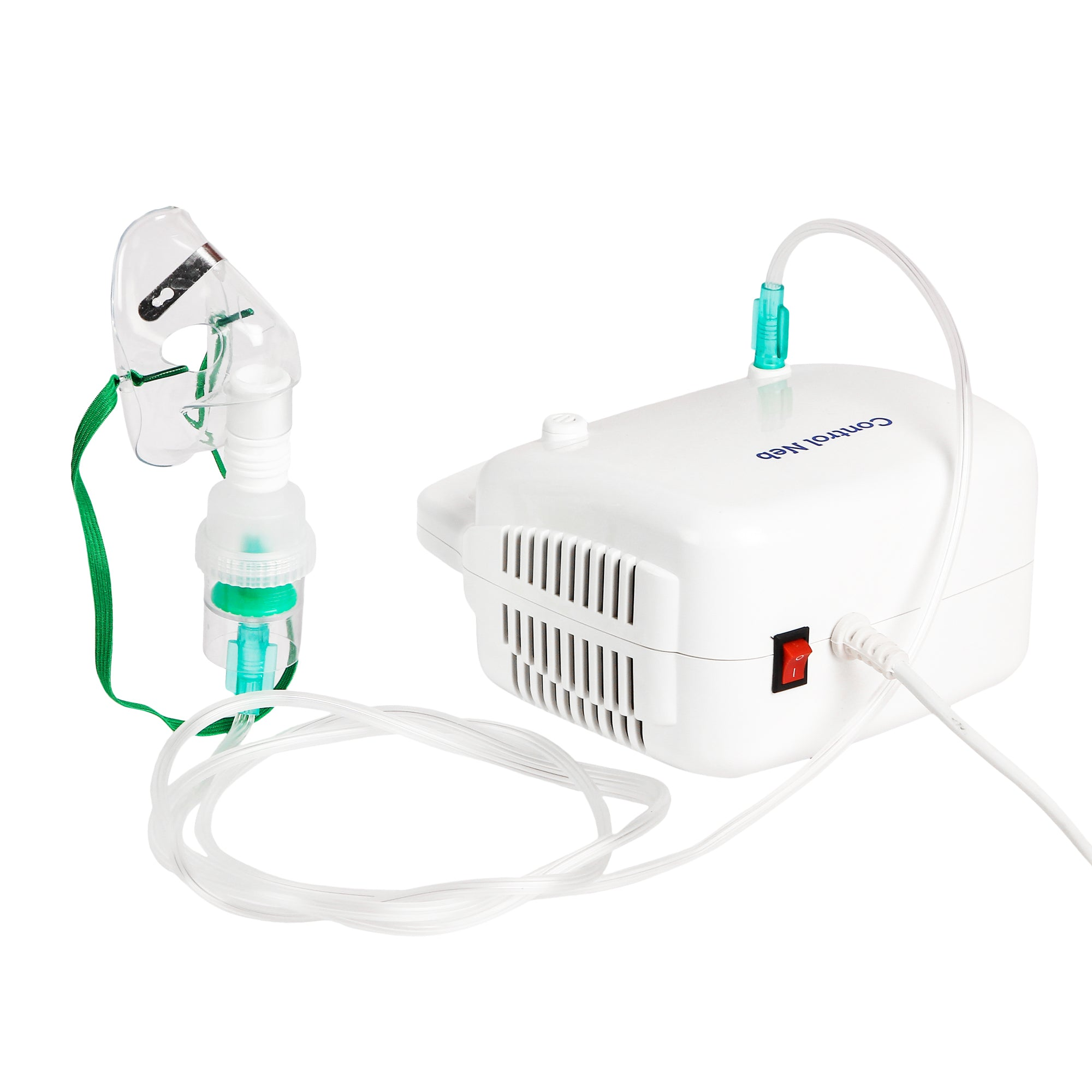 Control D Nebulizer (with FREE Healthy Socks)