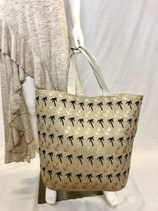 Bolso Anchor tote bag Gold