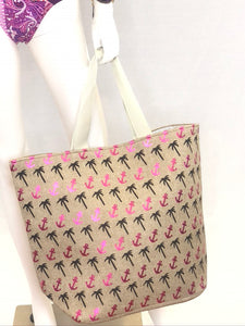 Bolso Anchor tote bag Purple