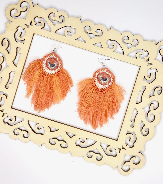 Turpial Earrings