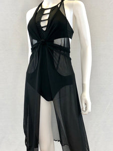 Black Coverup Multiuse