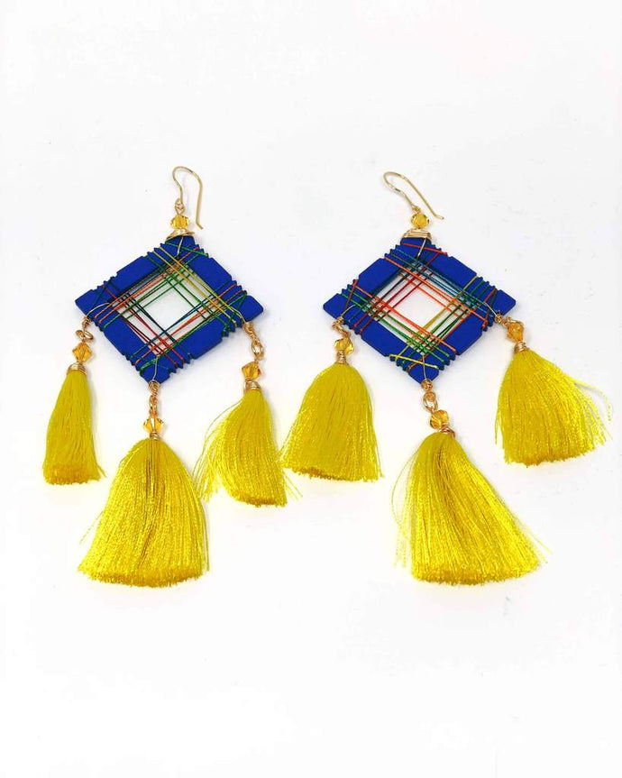 Papagayo Earrings