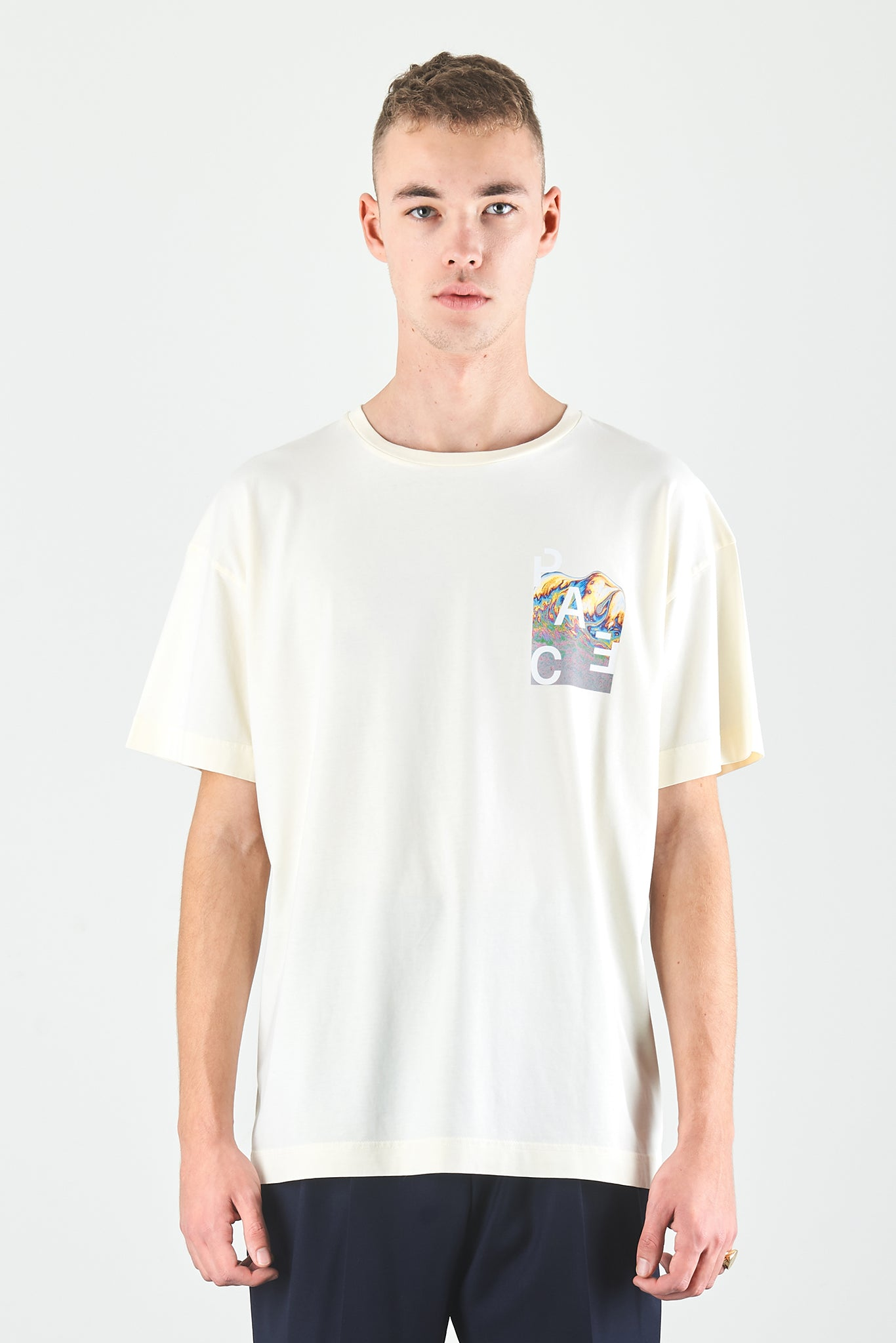 MRBSH2 T-SHIRT OFF WHITE