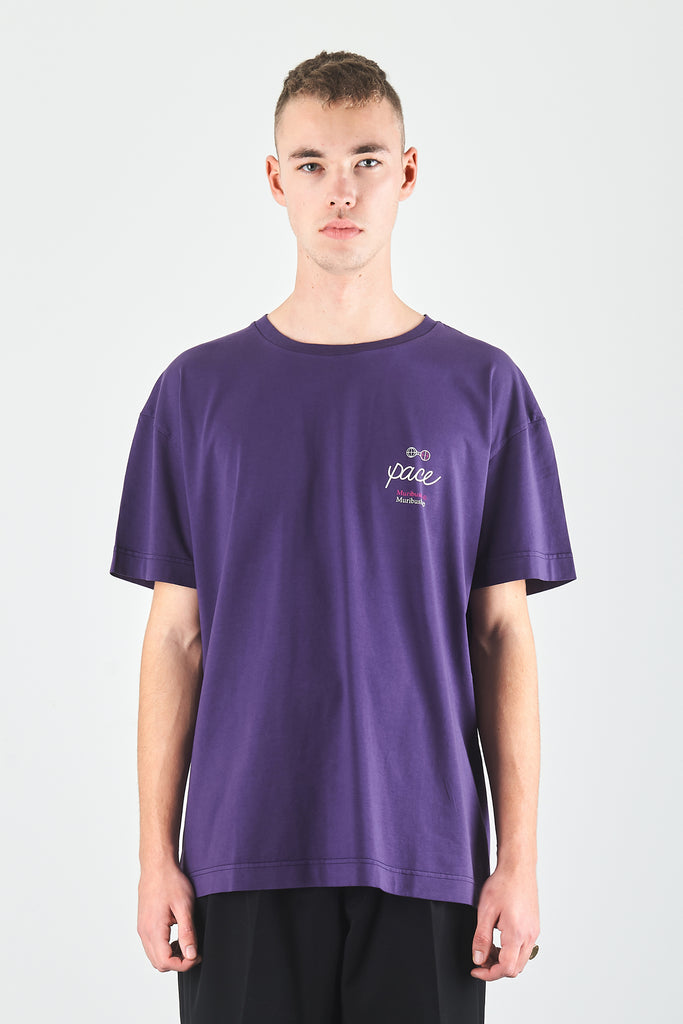 MRBSH3 T-SHIRT PURPLE