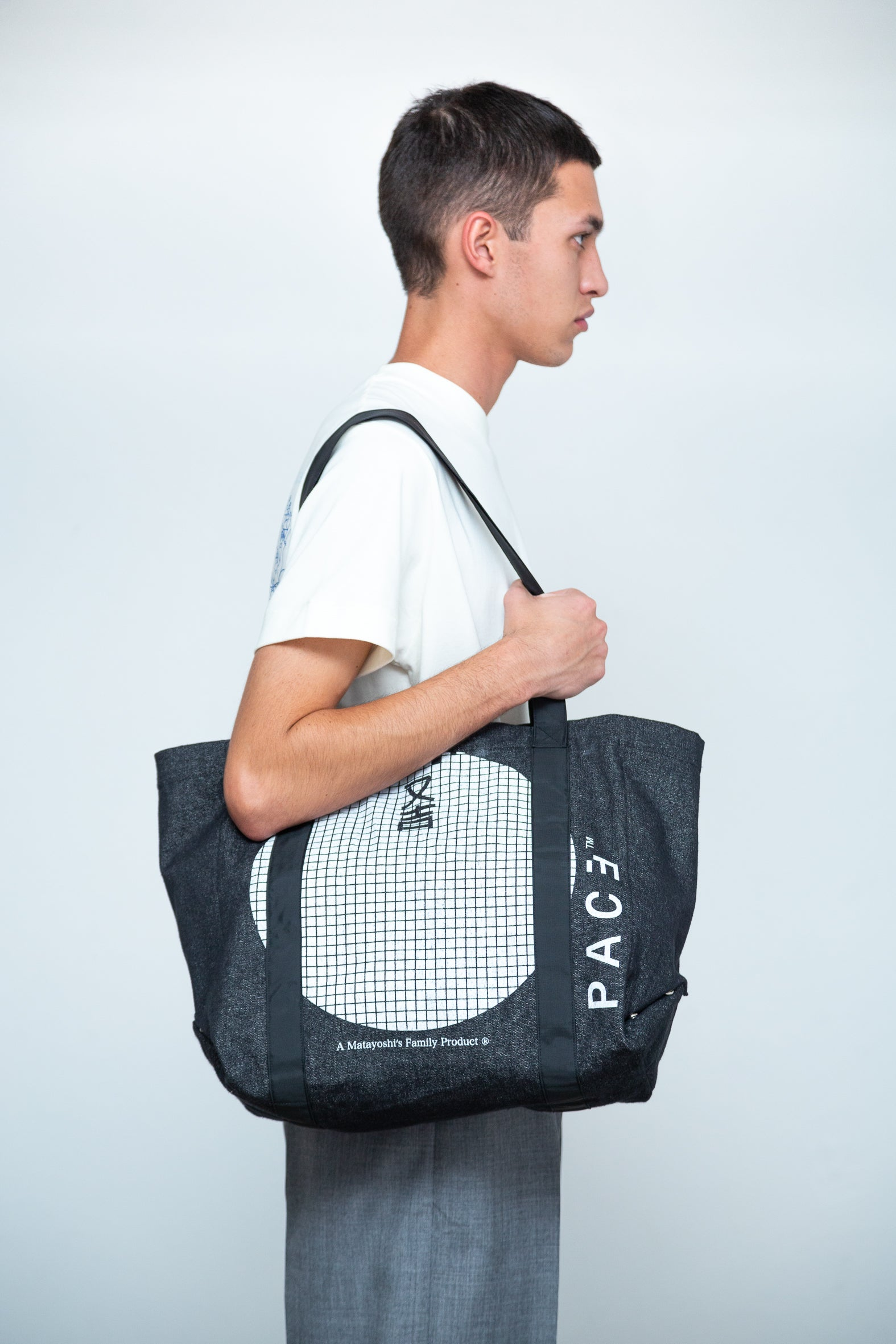 ECO TOTE BAG BLACK