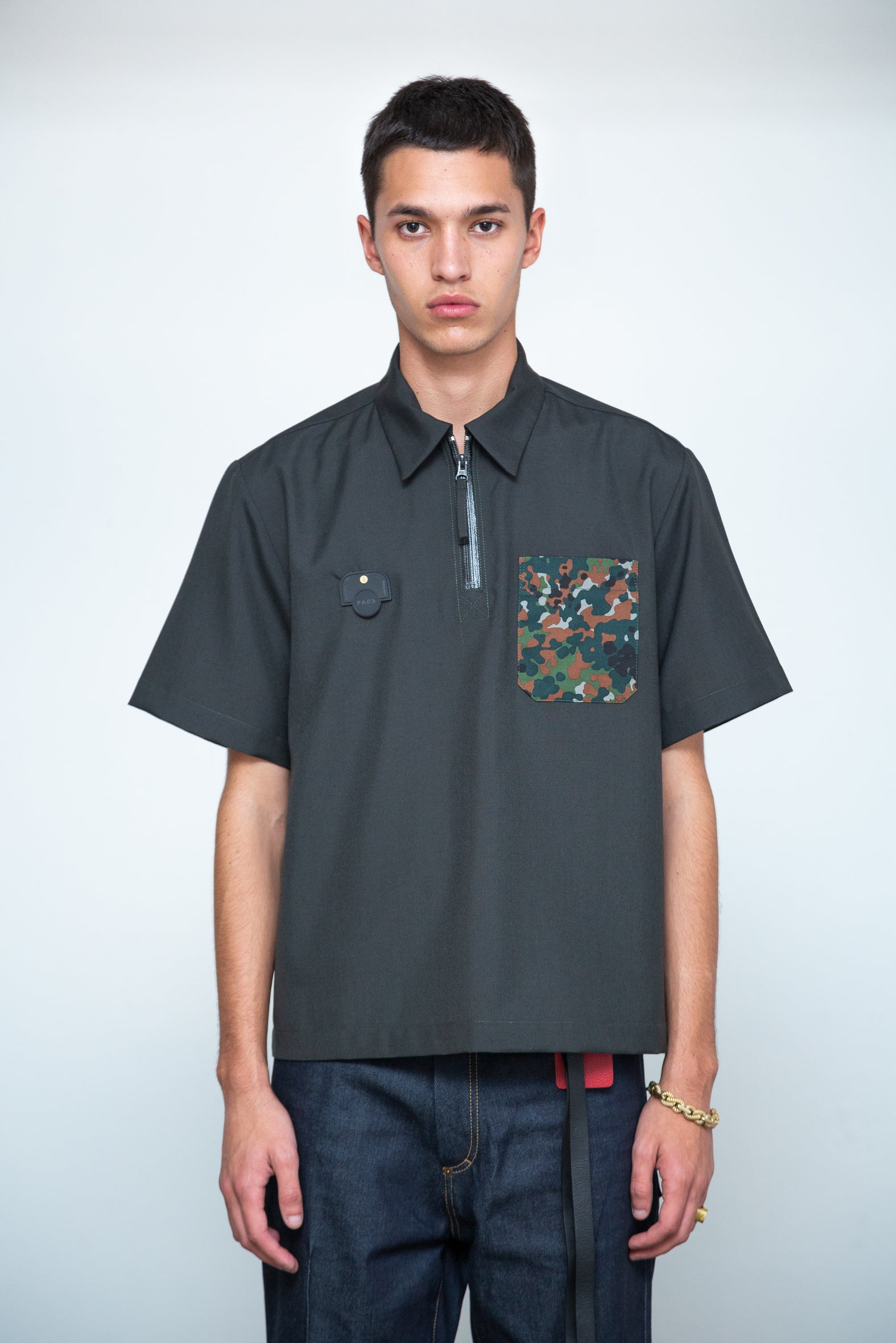 POLO SHIRT JFP GREEN