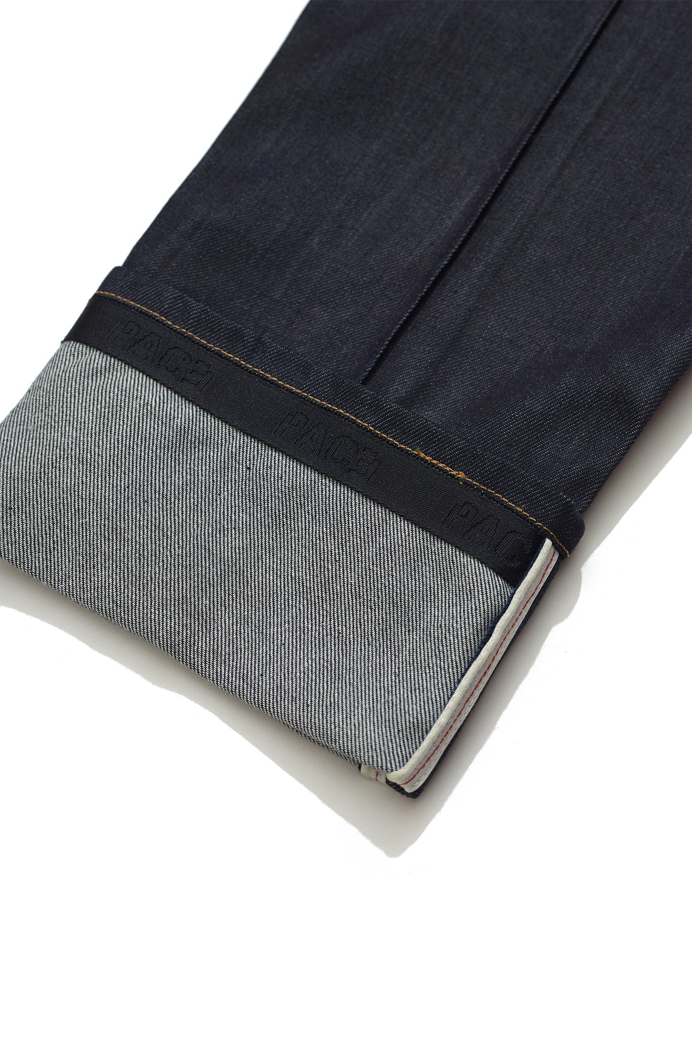 5-POCKET WEDGWOOD INDIGO HKS5 11.8OZ 100% JAPANESE RAW DENIM