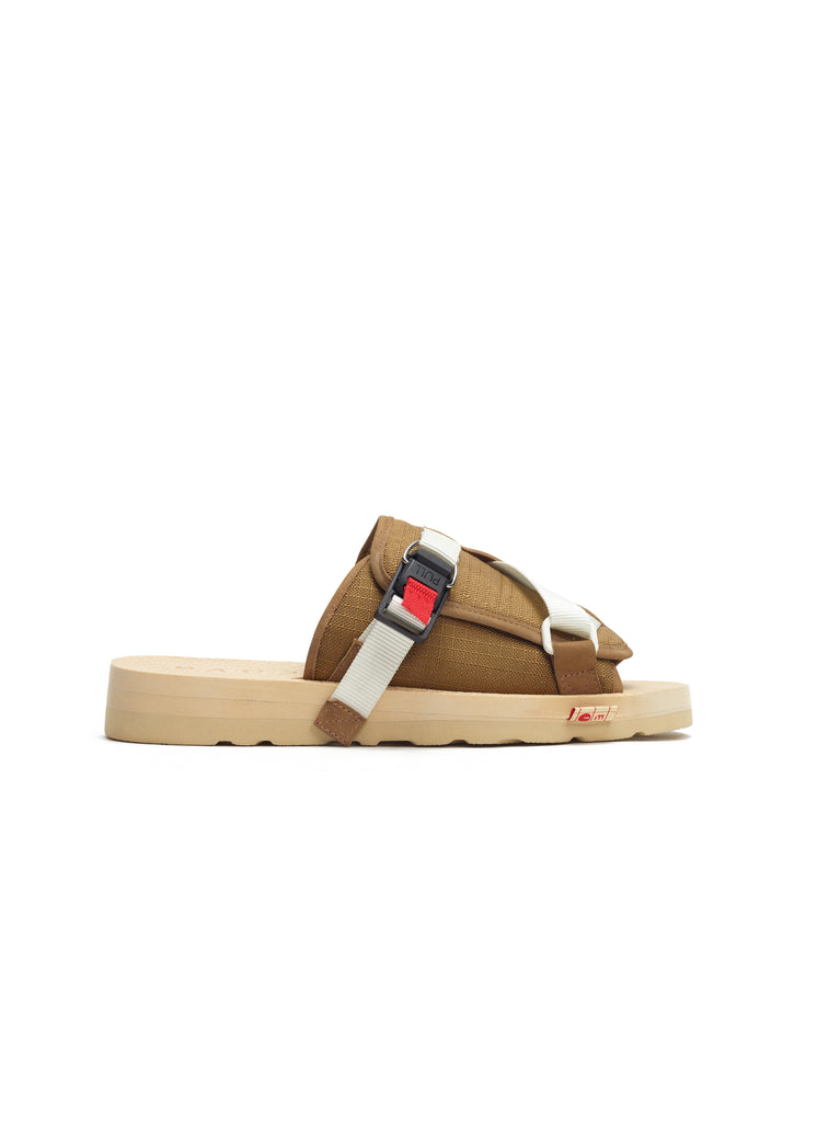 KAITÊ SANDALS COYOTE BROWN - PRÉ VENDA