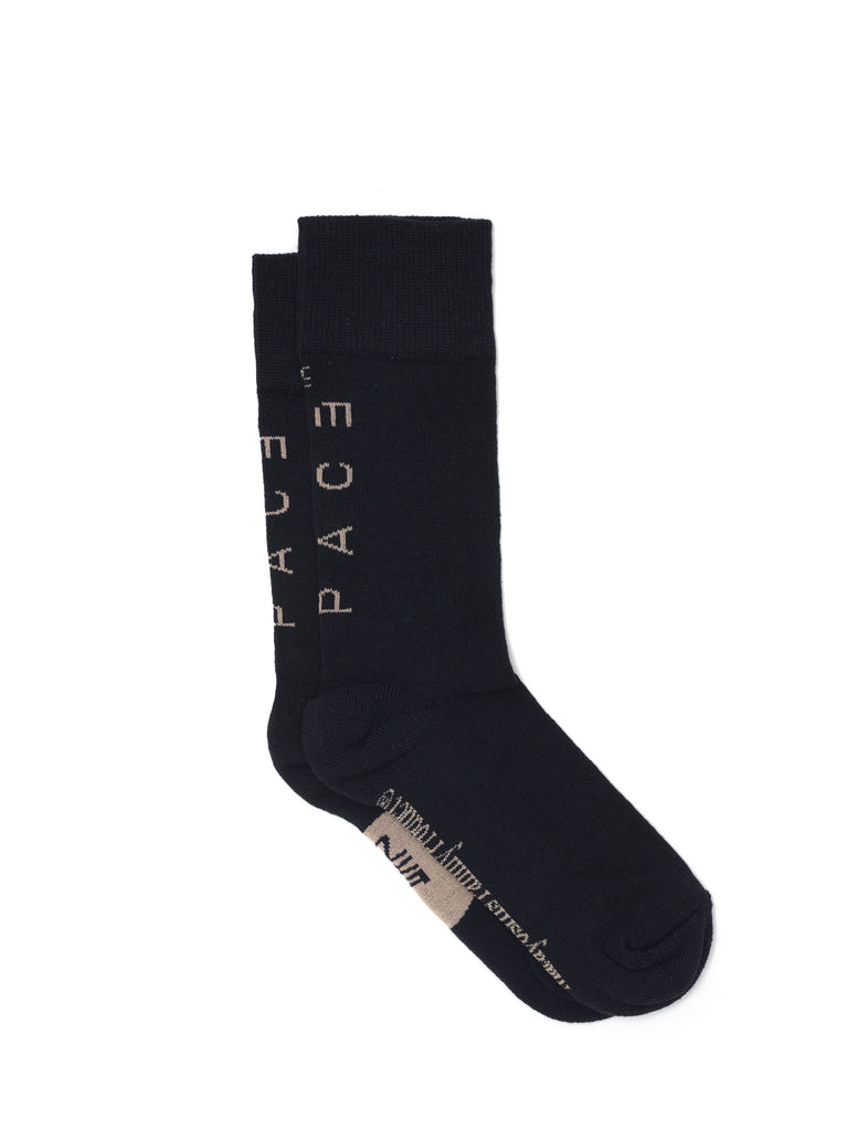 KÔSE SOCKS BLACK