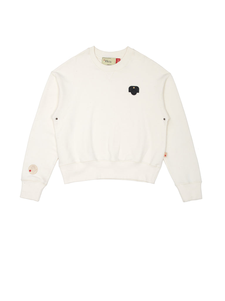 HOM JFP CREWNECK OFF WHITE