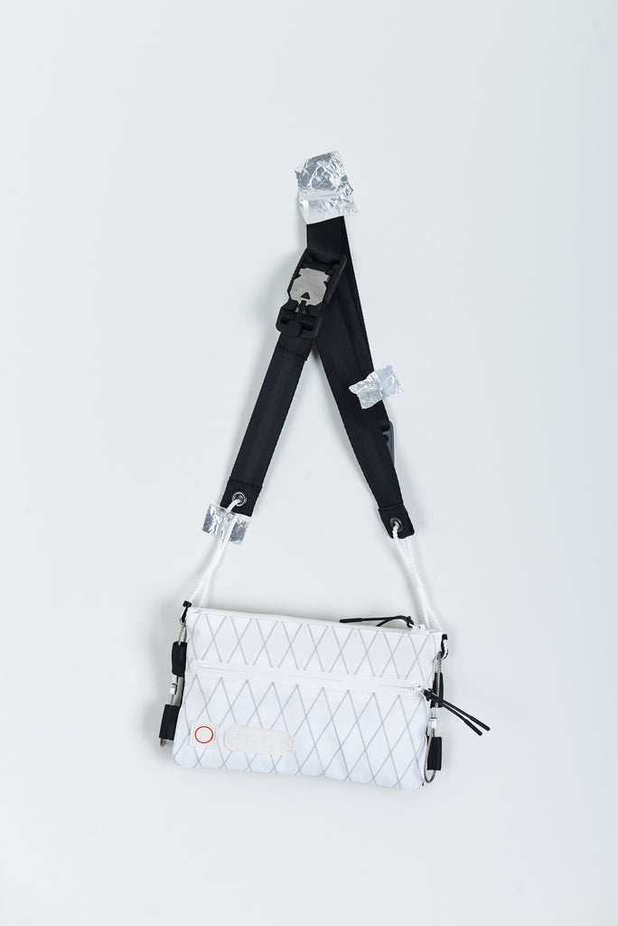 MINI SACOCHE WHITE X-PAC® BAG