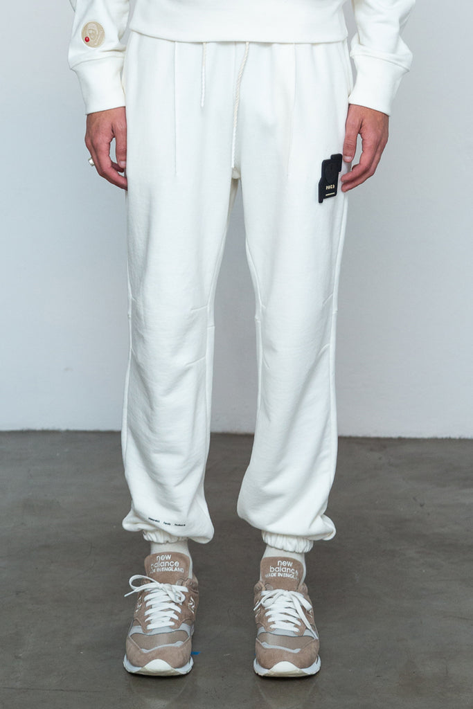 HOM SWEATPANTS OFF WHITE