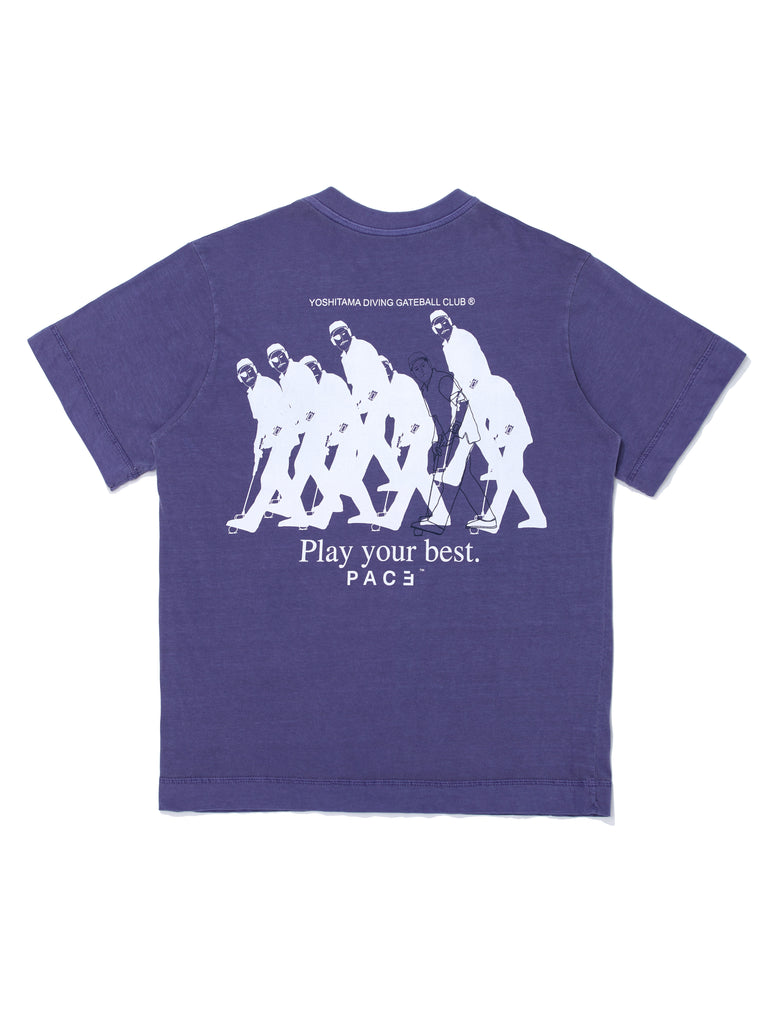 PYB-SPONSOR T-SHIRT PURPLE