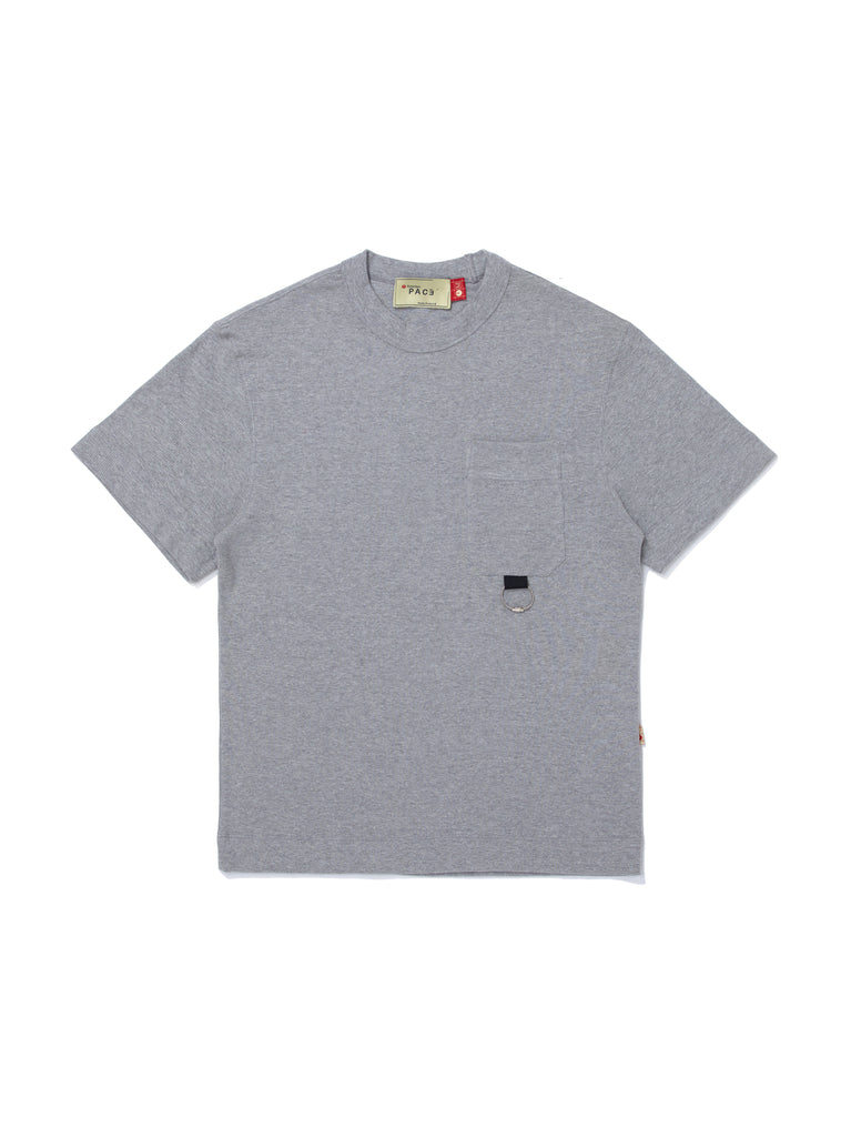 EY-PIN T-SHIRT GREY