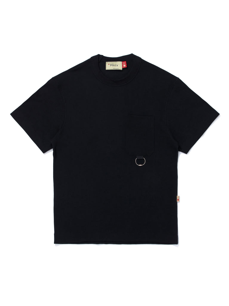 EY-PIN T-SHIRT BLACK