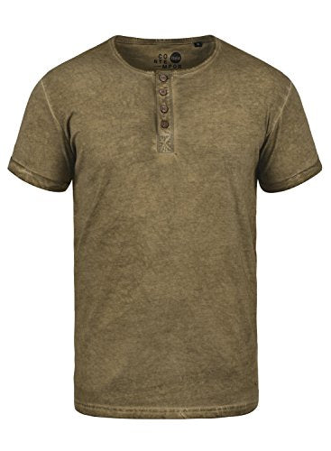 SOLID Tihn Men's T-Shirt, size:XXL;colour:Ermine (5944)