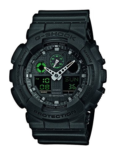 Casio G-Shock Men's Watch GA-100MB-1AER