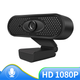 Flexible USB HD/1080P/PC Web Camera With Microphone for Computer
