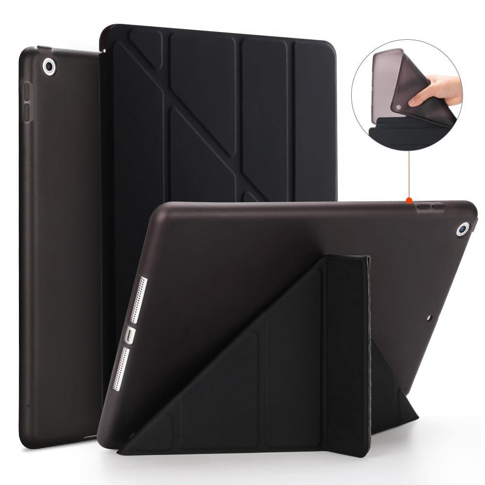 Magnetic Protective Cover for Apple iPad 9.7 inch 2017 Auto Sleep/Wake - iDigiBay