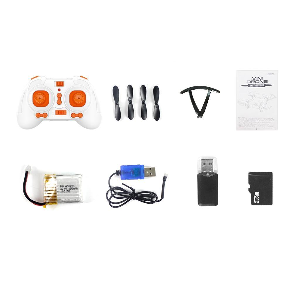 6-Axis Gyro 0.3MP Camera RTF RC Quadcopter Drone Toy - iDigiBay