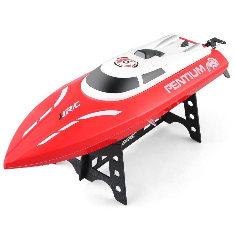 JJRC S3 Waterproof Turnover Reset Water Cooling High Speed 25km/h RC Boat - iDigiBay