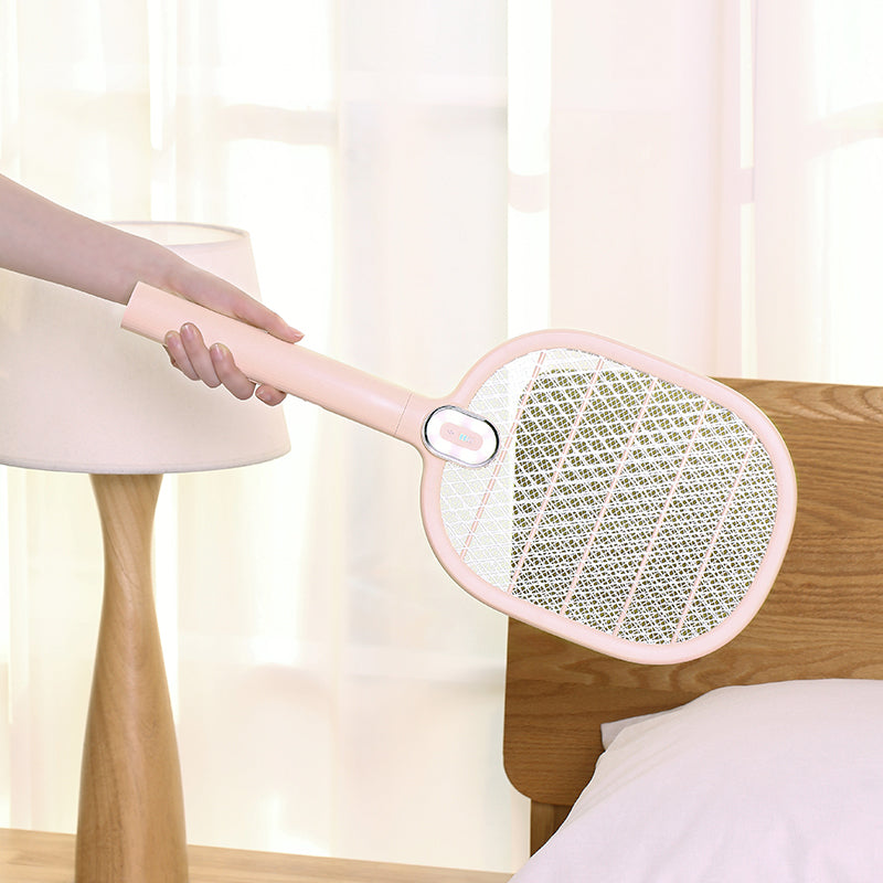 Fly Swatter Mosquito Killer Rechargeable Racket