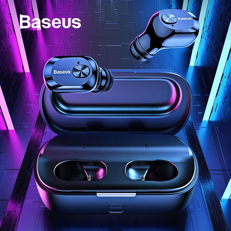TWS Bluetooth Earphone Wireless Headphone - iDigiBay