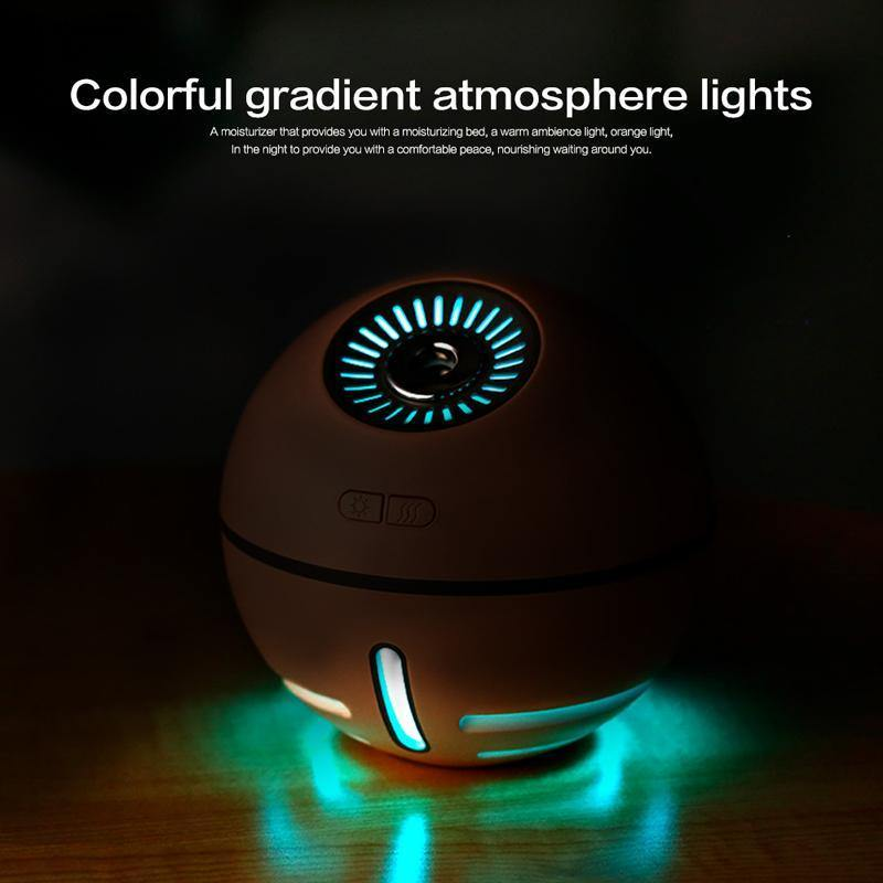 Air humidifier USB LED Light Aromatherapy diffuser - iDigiBay