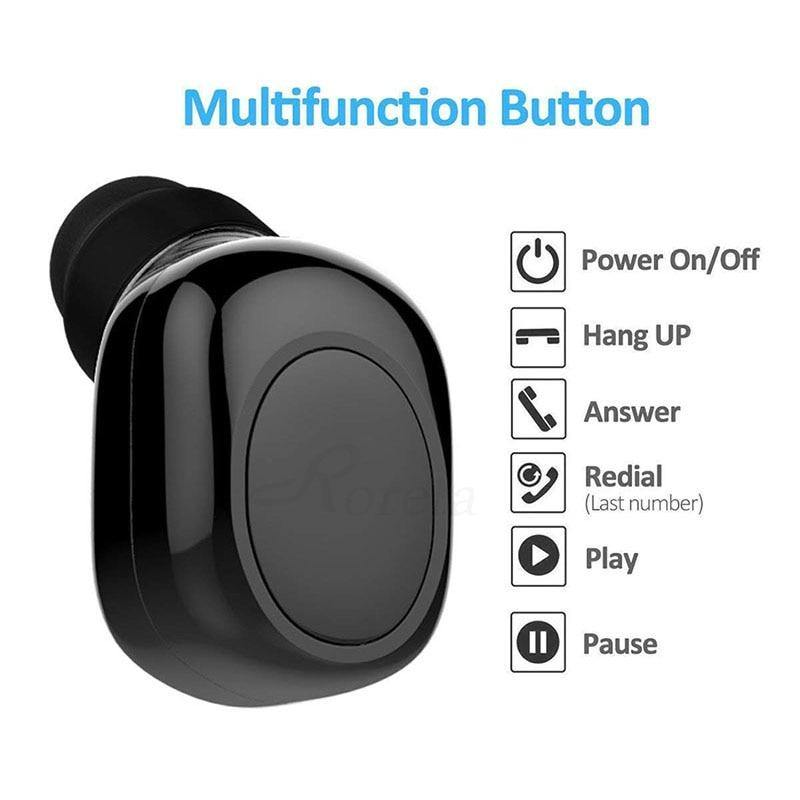 Mini Wireless Bluetooth Headset X11 Earphone - iDigiBay