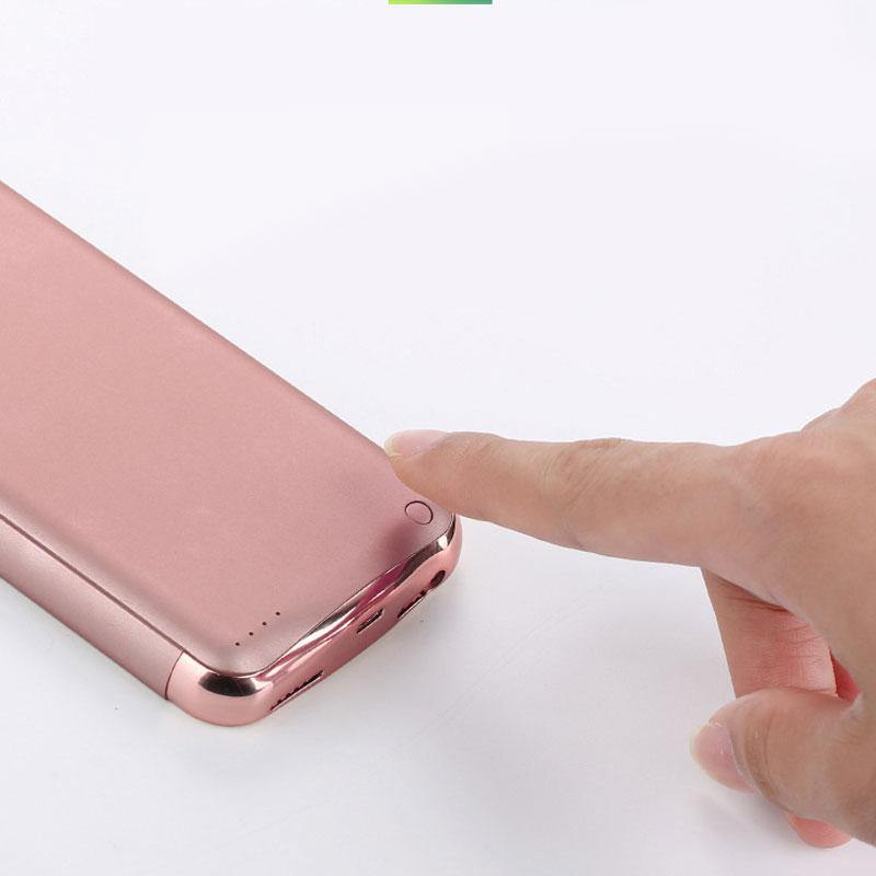 Ultra Thin Power Bank Case for iPhone 6s 6 7 8 plus - iDigiBay