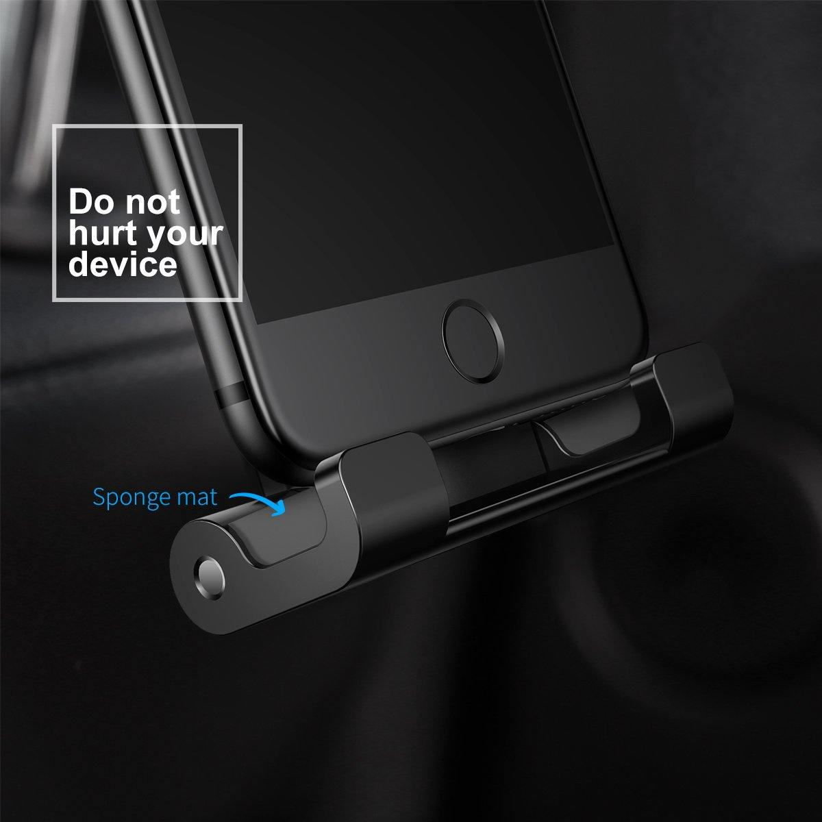 Back Seat Car Mount Holder For Phones & Tablets - iDigiBay