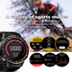 Sports Pedometer GPS Smart Watch with Camera Support