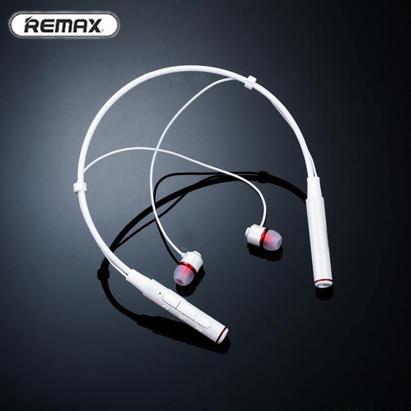 Remax RB-S6 Sports Neckband Bluetooth Wireless Stereo Headset - iDigiBay