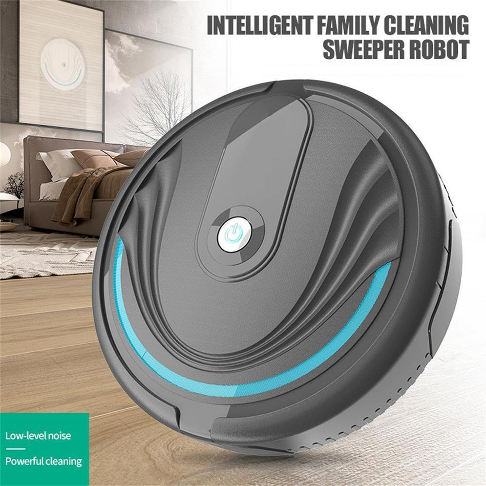 Portable Household Automatic Efficient Smart Robot Vacuum Cleaner - iDigiBay
