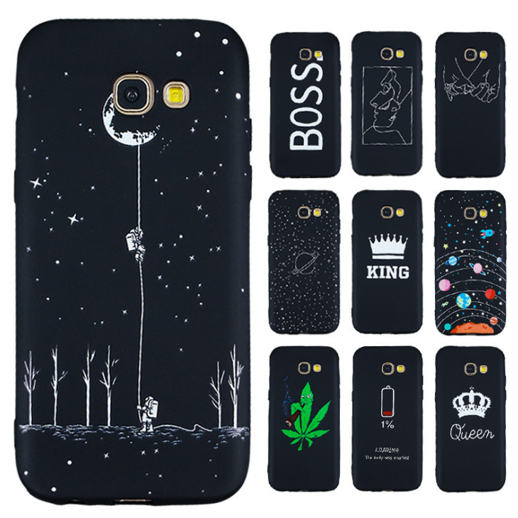 Silicone Pattern Phone Cover - iDigiBay