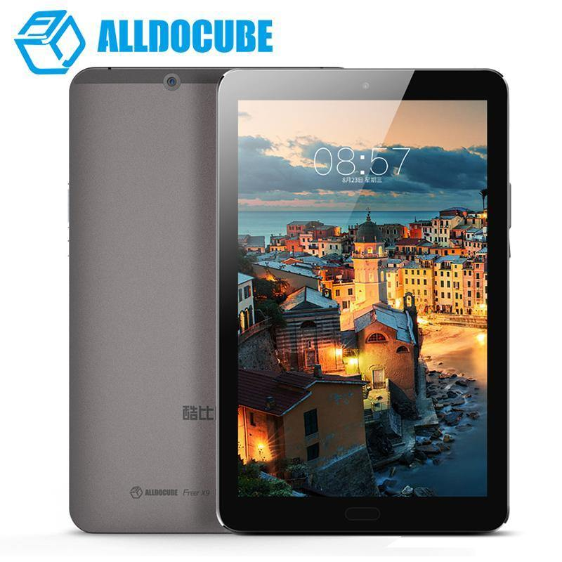 ALLDOCUBE U89 Freer X9 Android 6.0 Tablet Front 5MP Back 13 MP 4GB+64GB - iDigiBay