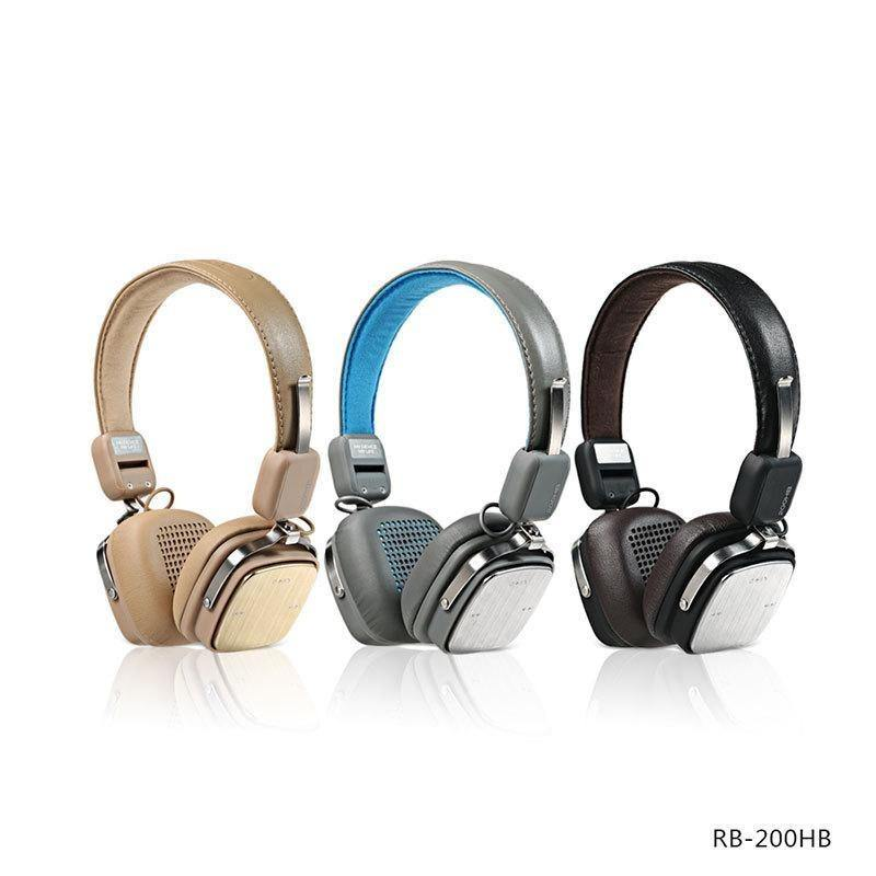 High-Quality Headphones Remax 200HB Bluetooth Headset - iDigiBay
