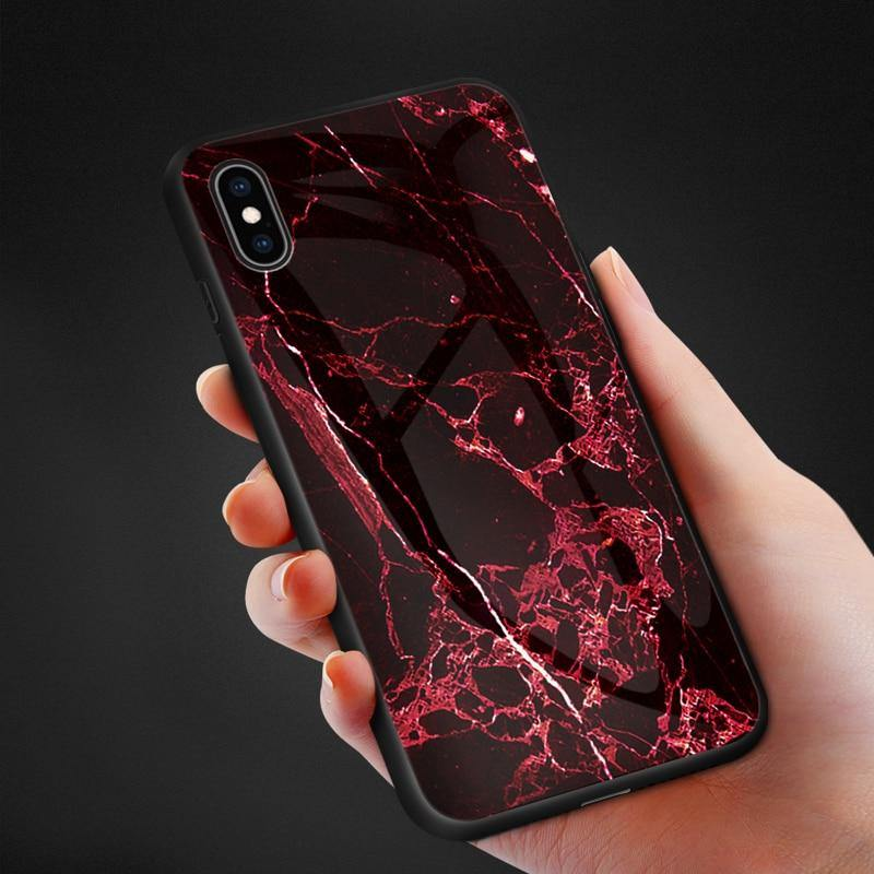 Silicone Soft Edge Back Cover for iPhone XS Max XR - iDigiBay