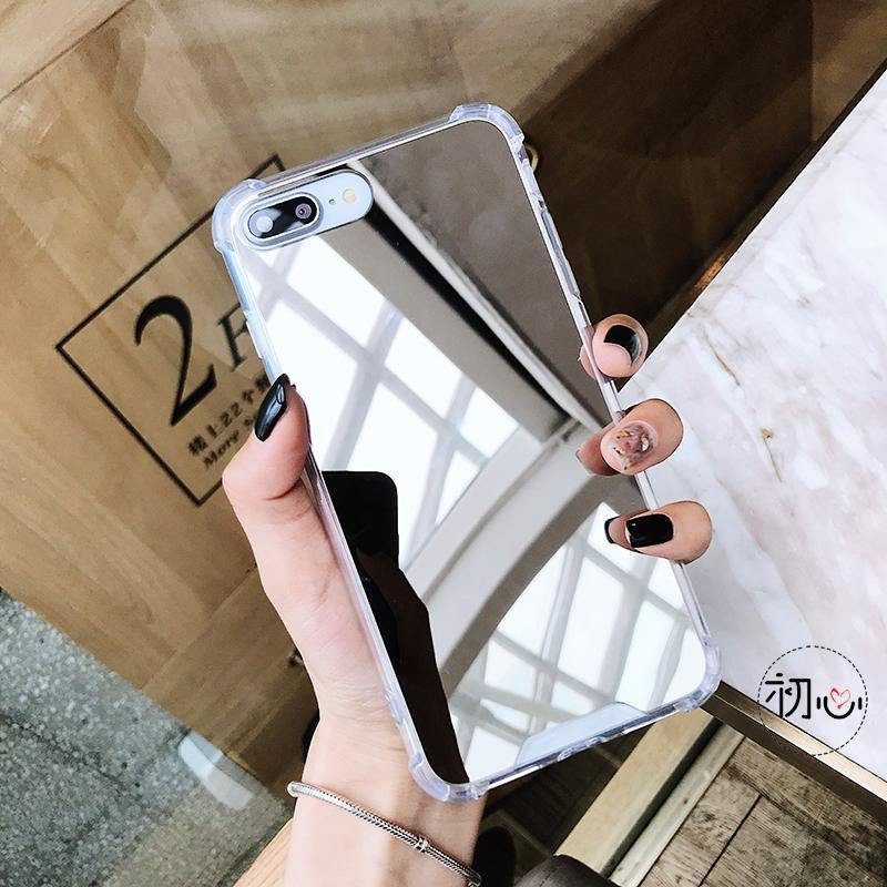 Shock Proof Mirror Case for iphones - iDigiBay