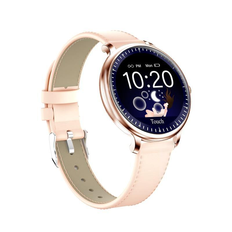 NY12 Stylish Smart Watch Women Heart Rate Monitor Blood Pressure Calories Clock Multi-sport Smartwatch for  Android  IOS - iDigiBay