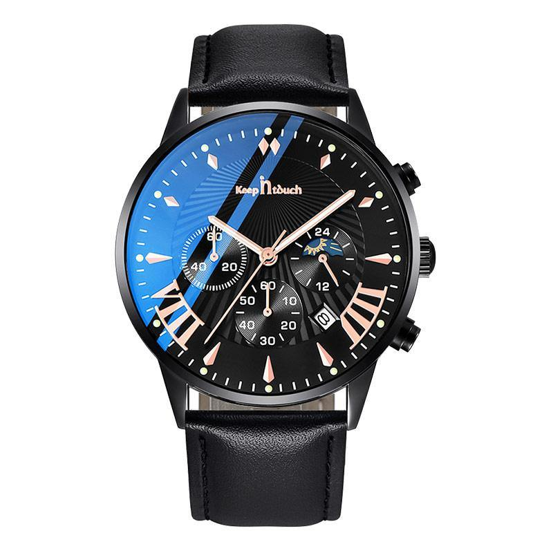KEEP IN TOUCH Waterproof Men's Sport Watch - iDigiBay